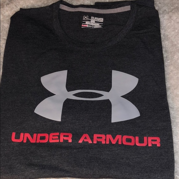 Under Armour Shirts Mens Under Armor Tshirt Poshmark